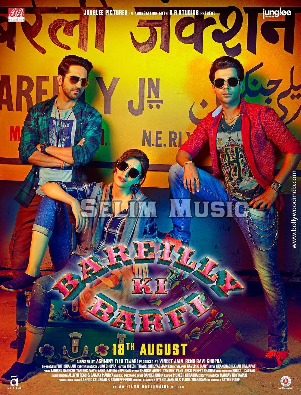 Bareilly Ki Barfi 2017 Hindi Movie 400MB BluRay 480p ESubs Downlaod