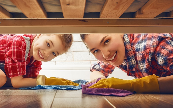 15 Cleaning Tips For Your Home Checklist