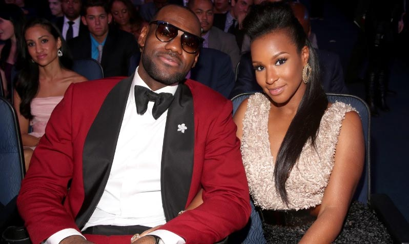 These photos of Lebron James and his wife Savannah teach us some strong lessons