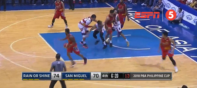 Rain or Shine def. San Miguel, 95-80 (REPLAY VIDEO) February 28
