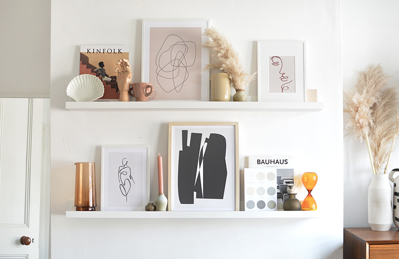 styling tips for picture frames