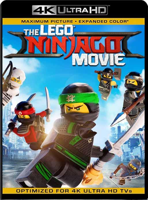 La Lego Ninjago película (2017) 2160p 4k UHD HDRLatino [GoogleDrive] SilvestreHD