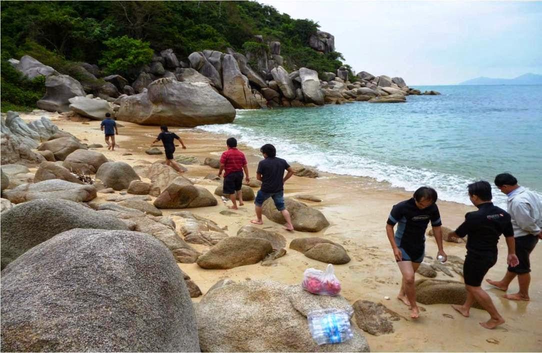 Hình ảnh biển Hòn Lao Nha Trang