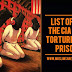 List of Songs the CIA Used to Torture Muslim Prisoners