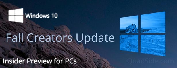 Download Windows 10 Insider Build 16251 English 32 Bit - QuadSide