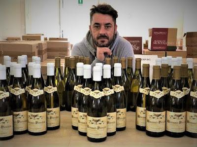 Luca Martini investire bottiglie vino