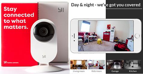 Home Camera Υψηλής Ευκρίνειας