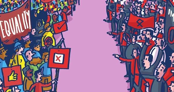 La esperanza de cambio viene de otra parte | por Slavoj Zizek