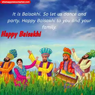 happy baisakhi Status images