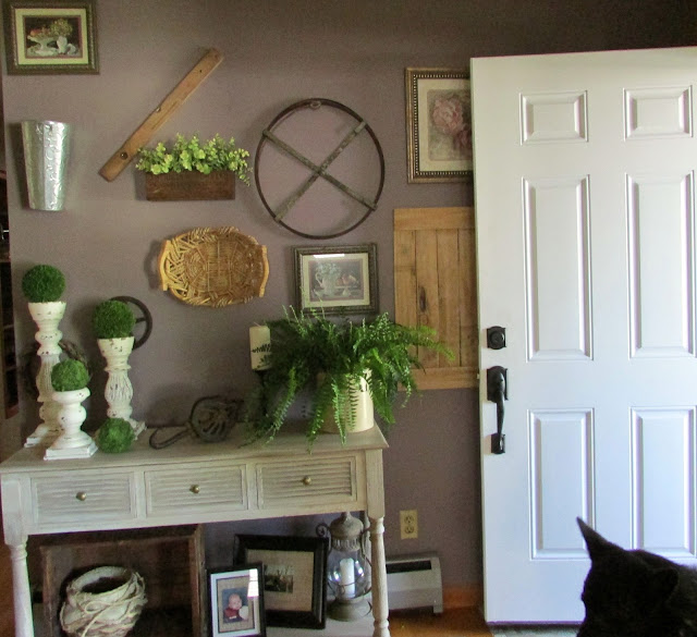 Front door DIY Replacement @ Rustic-refined.com
