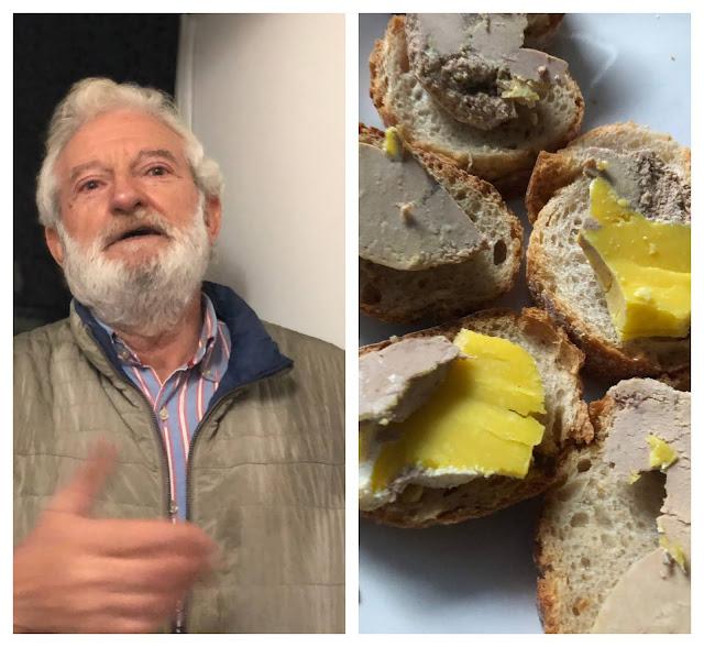 foie gras artesano silverio tallon