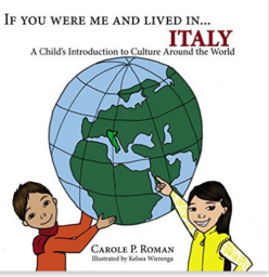 If You Were Me and Lived in ...Italy, cover