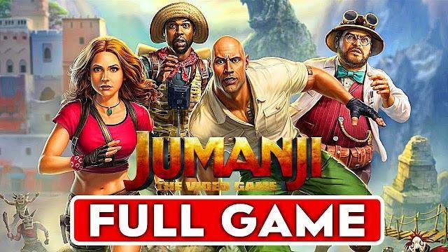 Jumanji: The Video Game 2019 – PT-BR Torrent Download – PC (Windows)