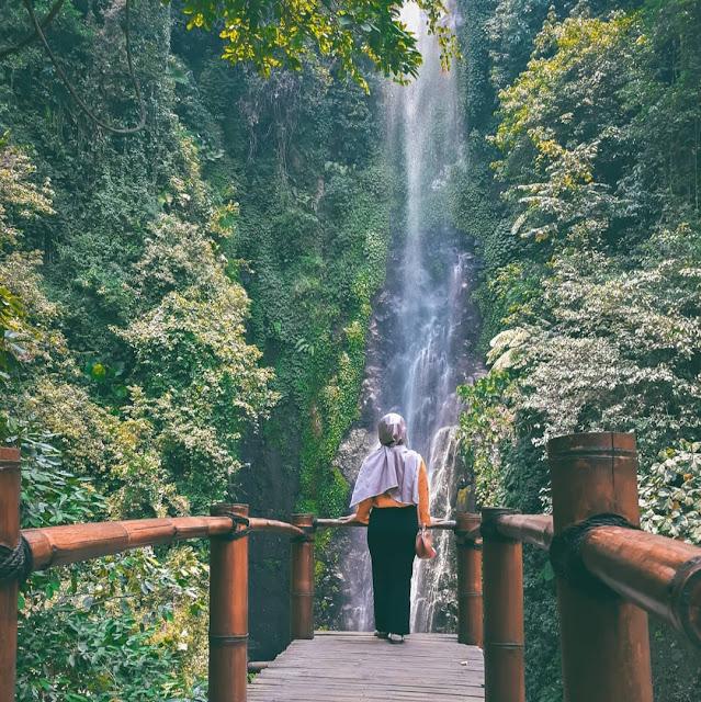 Lokasi Air Terjun Putuk Truno