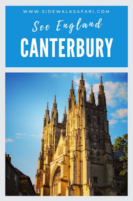 Visit Canterbury England
