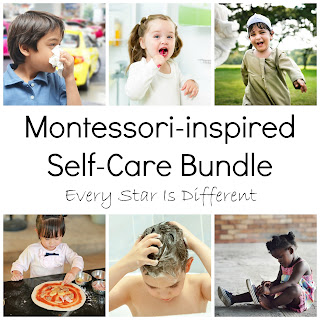 Montessori-inspired Self-Care Bundle