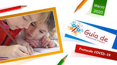 Educación virtual (protocolo coronavirus)