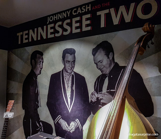 Museu Johnny Cash, Nashville, EUA