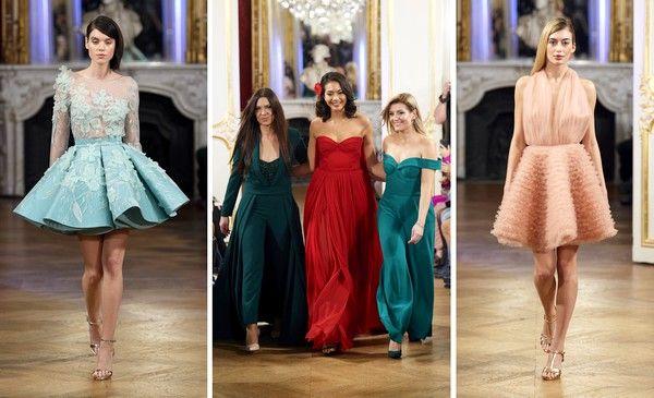 Défilé La Métamorphose, Fashion Week Paris avec Vaimalama Chaves