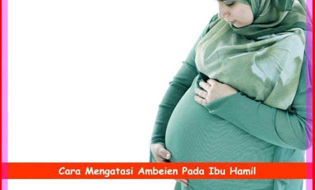wasir pada ibu hamil