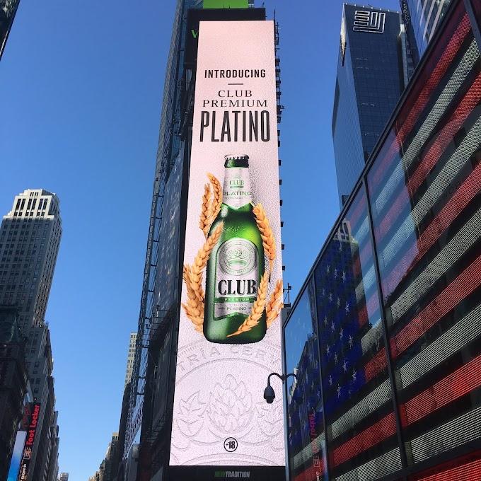 Cervecería Nacional realiza homenaje en Nueva York por descubrimiento del platino en Ecuador