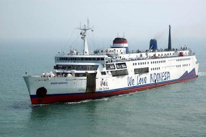 Jadwal Kapal PRIMA VISTA Terbaru Januari 2019
