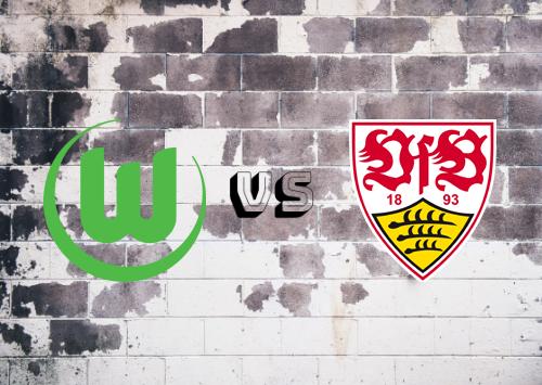 Wolfsburg vs Stuttgart  Resumen