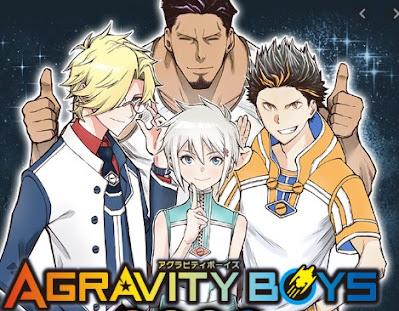 Tanggal Rilis Manga Agravity Boys Chapter 47
