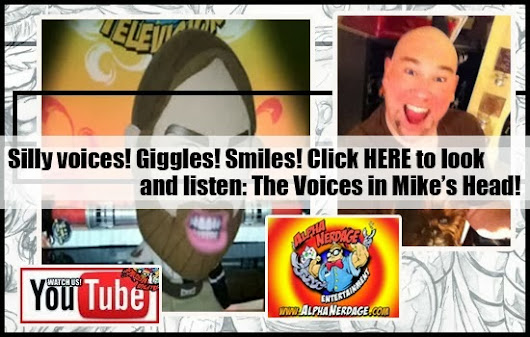 MikeyB.'s Voice Performance Demonstration for Games, Animation, Cartoons and general Awesomeness