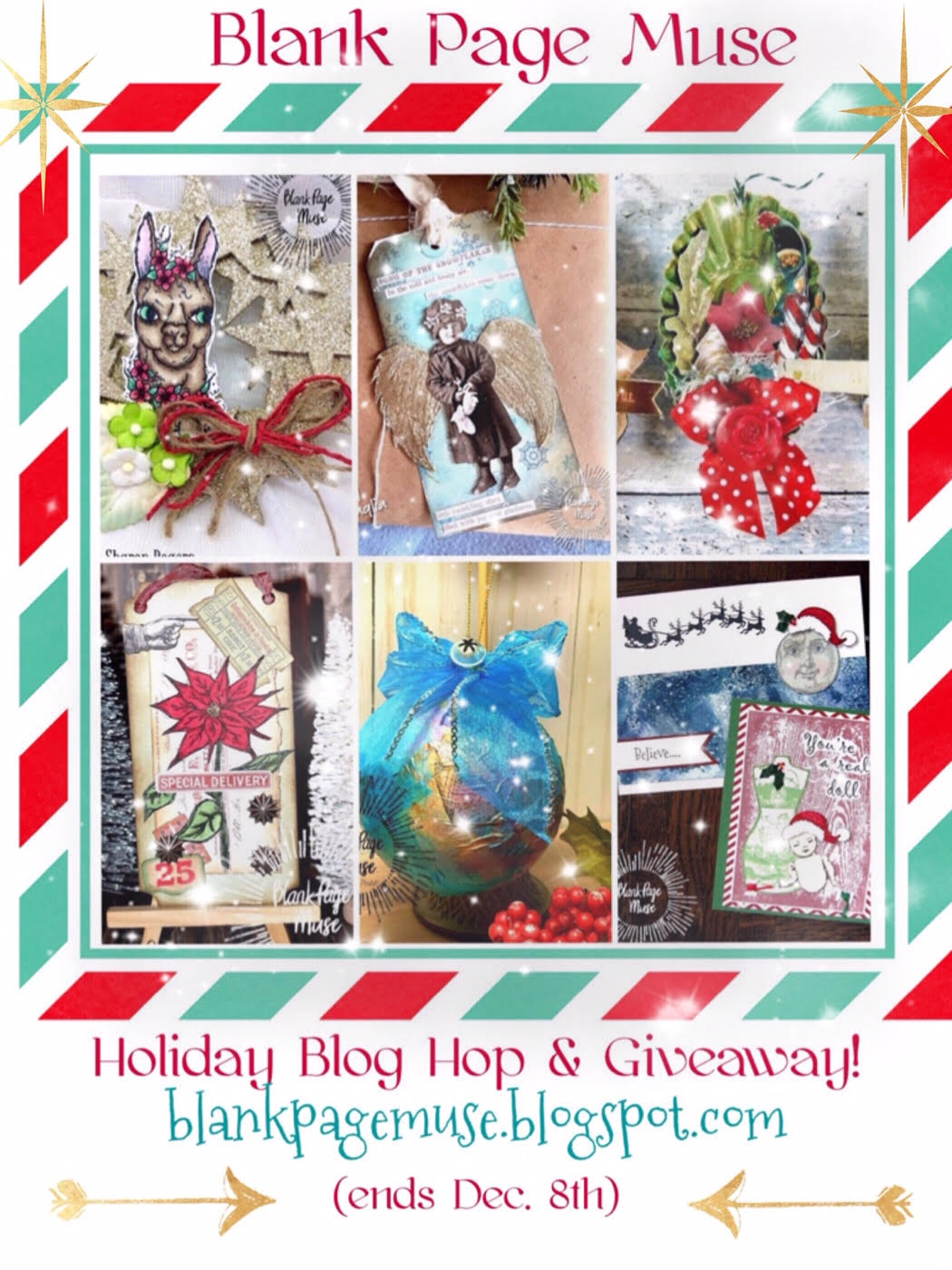 Holiday Blog Hop!