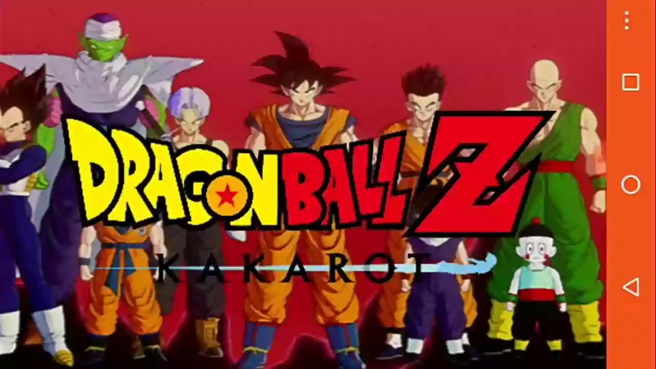 Dragon Ball Kakarot apk