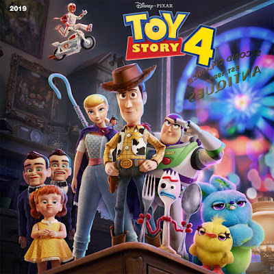 Toy Story 4 - [2019]