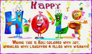 Facebook Cover Of Happy Holi