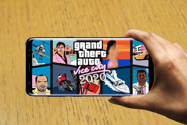 تحميل لعبة Grand Theft Auto: Vice City لهواتف الأندرويد / جرافيك خرافي حقا
