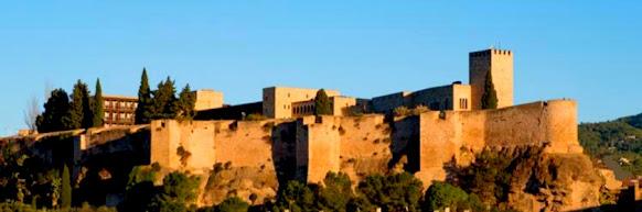 El Castillo de la Zuda o San Juan