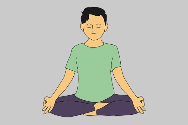 meditasi menghilangkan stres