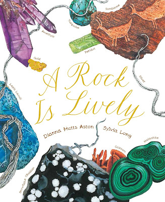 A Rock Is Lively, Included in Reading Roundup