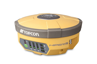 Jual GPS Geodetic Topcon HIPER V