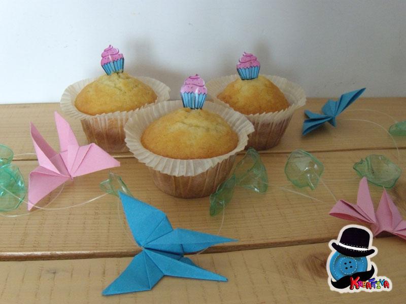 cupcake baby per babyshower