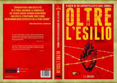 Oltre l'Esilio (la copertina)