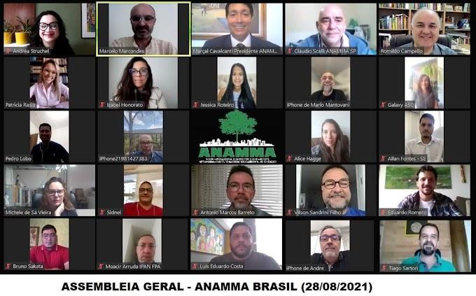 Secretário da Prefeitura de Campina Grande passa a integrar diretoria da Associação Nacional de Meio Ambiente do Brasil