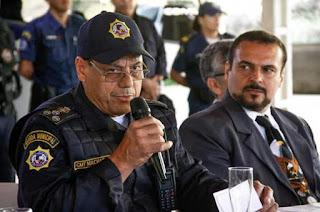 79º aniversário da Guarda Civil Municipal de São Gonçalo (RJ)