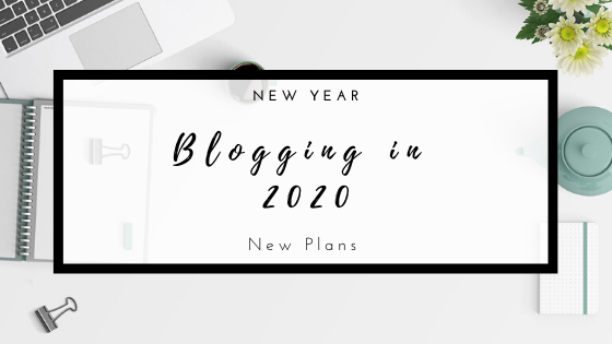 Blogging in 2020 - New Year, New Plans. New Content direction, schedule and overall plans. This blog is becoming a Travel Blog.