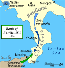 Batalla de Seminara