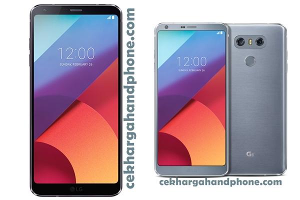 Handphone Terbaru LG G6: Unggulan Pertama 2017