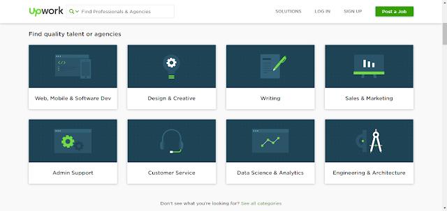 Upwork is Top Freelancing Website