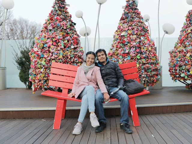 Namsan, N Seoul Tower