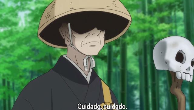 Bakumatsu: crisis capitulo 3 sub español