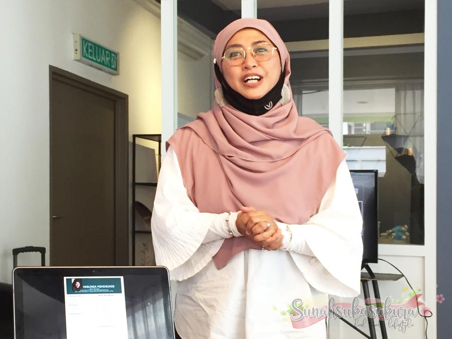 Puan Linda Founder Nura+ Serum