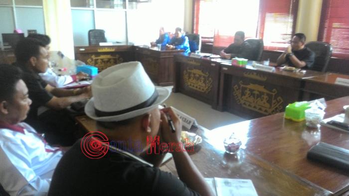 Dua Pejabat PU Kasih Keterangan Volume Rigid Beton Berbeda, Tim Joker  Desak Ukur Ulang